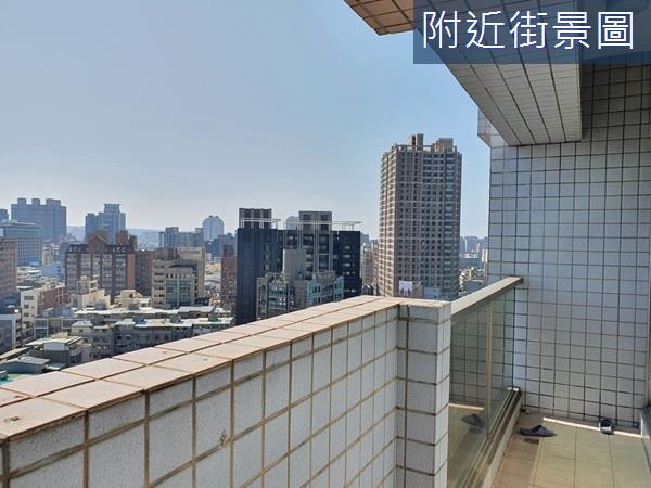 三民國中雲門天廈面公園前後大陽台-採光超佳- 0862801