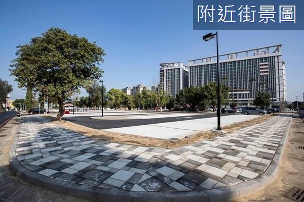 世紀鑫城全新邊間三面採光3房平車~清交大、園區- 1132506