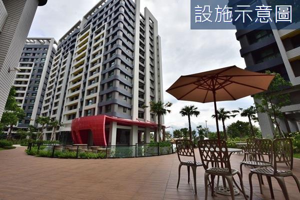 中庭綠景漂亮3房環球市- 1132425