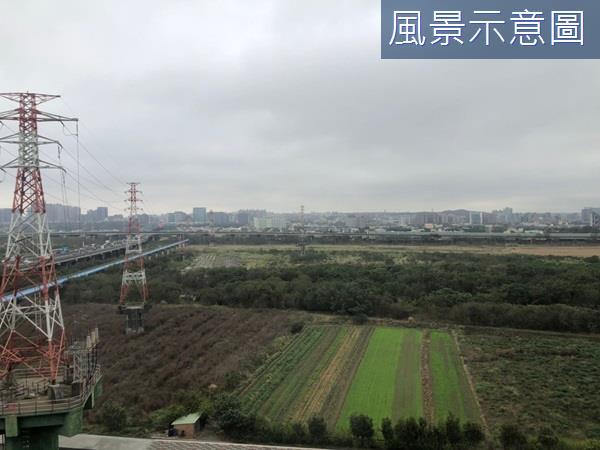 台科大商圈水公園面河岸三房車位- 1153336