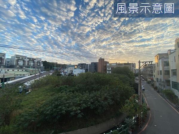 專任~中山儷園大二房+前後陽台- 0853588