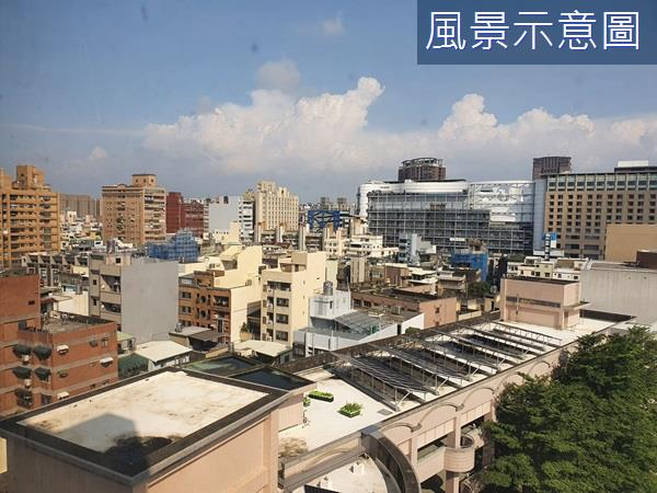 巨城商圈美三房-低公設 近錦華市場- 1243955