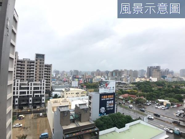 成功國中高樓景觀明亮三房+雙平車- 1042190