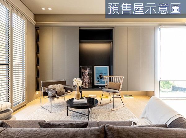 新家華致家人~中樓層三面採光大三房✨近好市多✨- 0065058