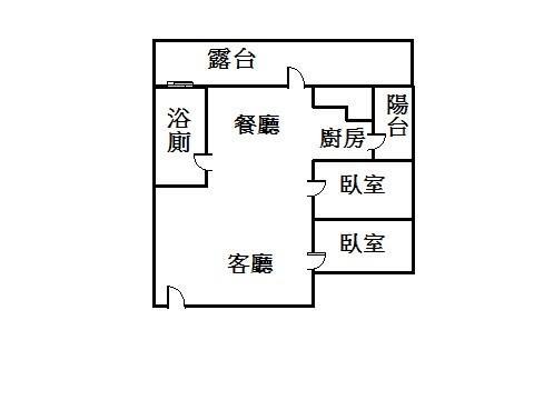 椰城溫馨美2房+子母平面車位- 1153321