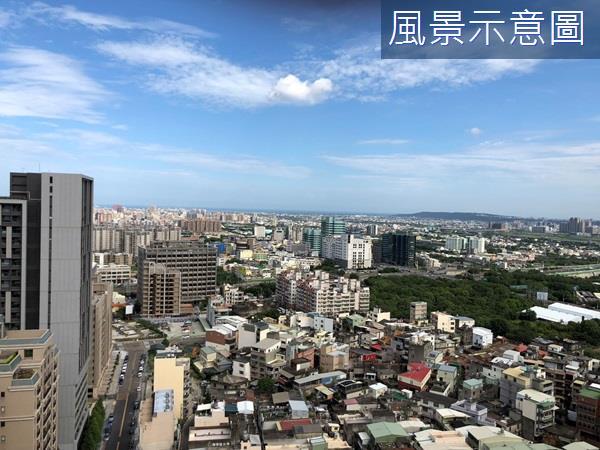 獨家 富宇權峰稀有朝南景觀大三房平車- 1059665