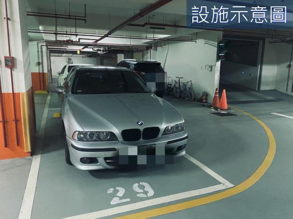 竹北九龍世第大三房大車位華廈- 1204897
