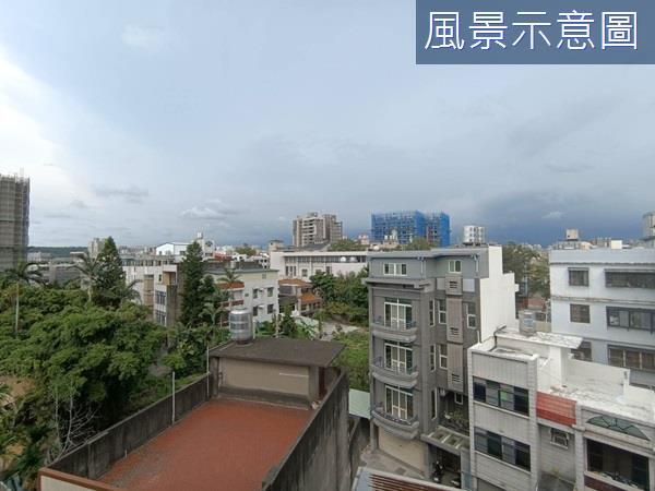 竹北國中邊間採光明亮三房車位~獨家專賣- 0858947