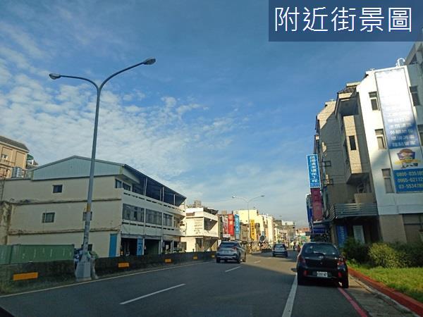 竹北福興路大面寬店面建地- 0180897
