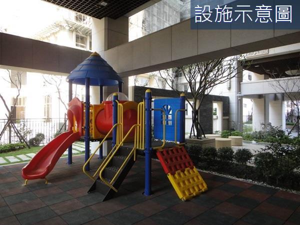 竹北~稀有城峰匯美三房+平面車位- 1243954