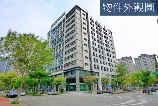 竹北高鐵中央公園挑高美套房立即可住~富翼- 1099446