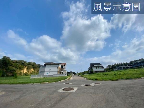 近竹科【 萊茵山莊】有社區管理方正美建地