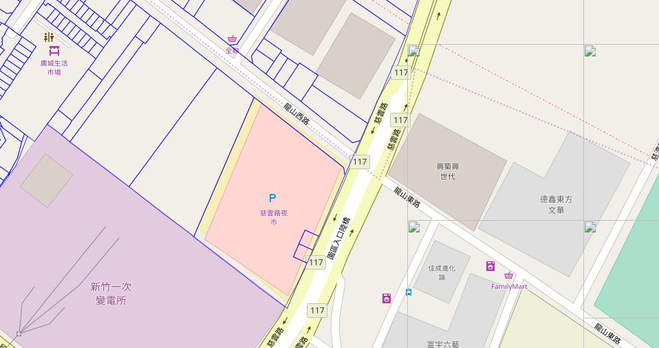 新竹市慈雲路停車場BOT案