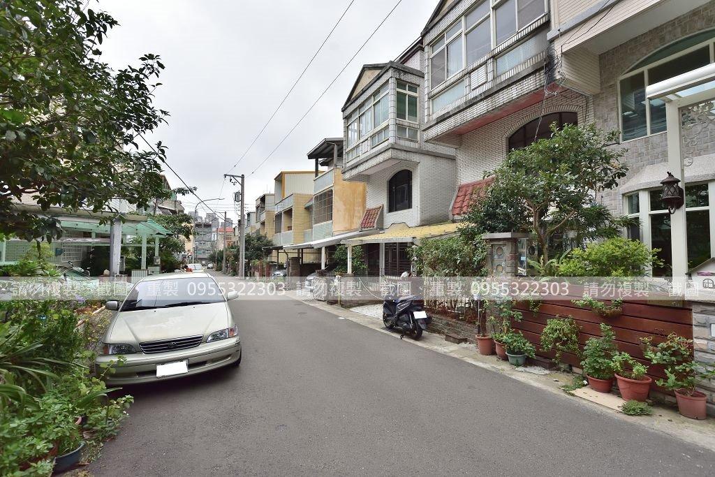 龍山社區稀有花園庭院美透天- 1153293